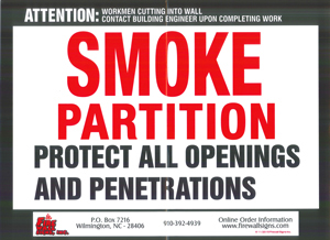 Smoke Partition QTY: 250+
