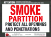 Smoke Partition QTY: 1-99